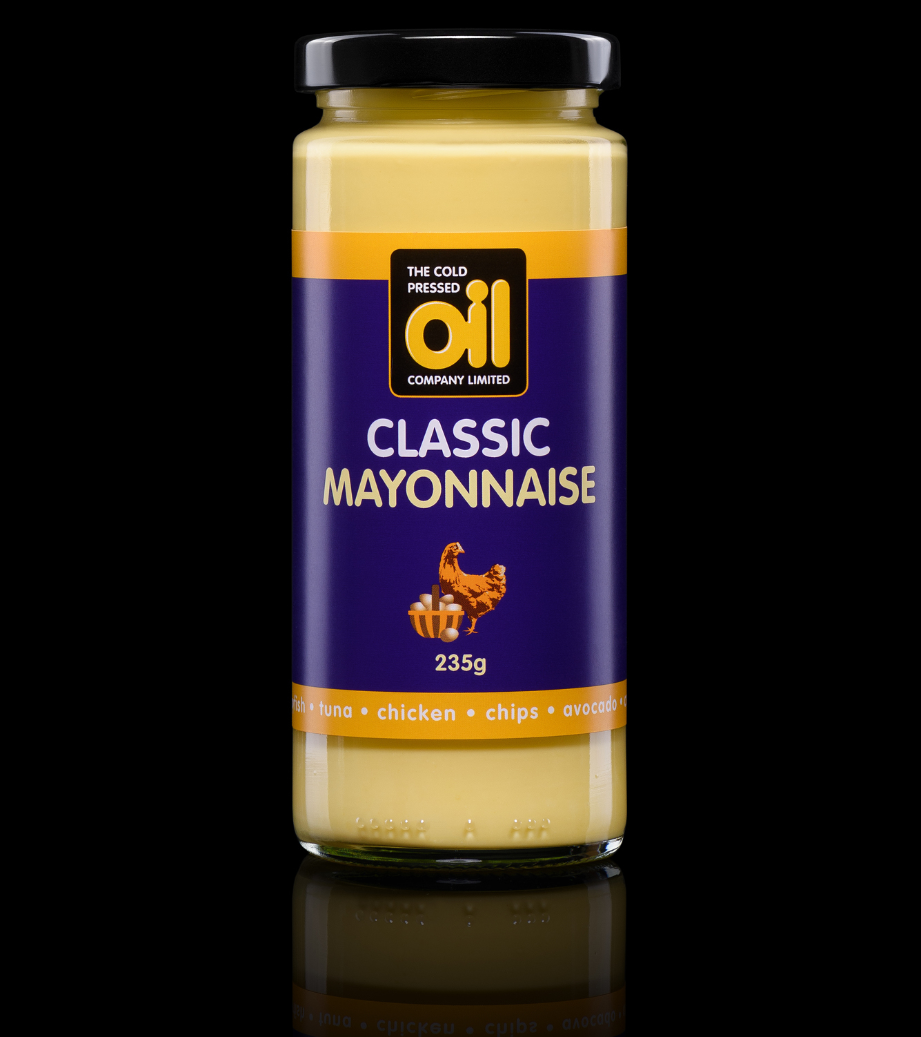 Mayonnaise Print © The Electric Eye Photography (cropped)