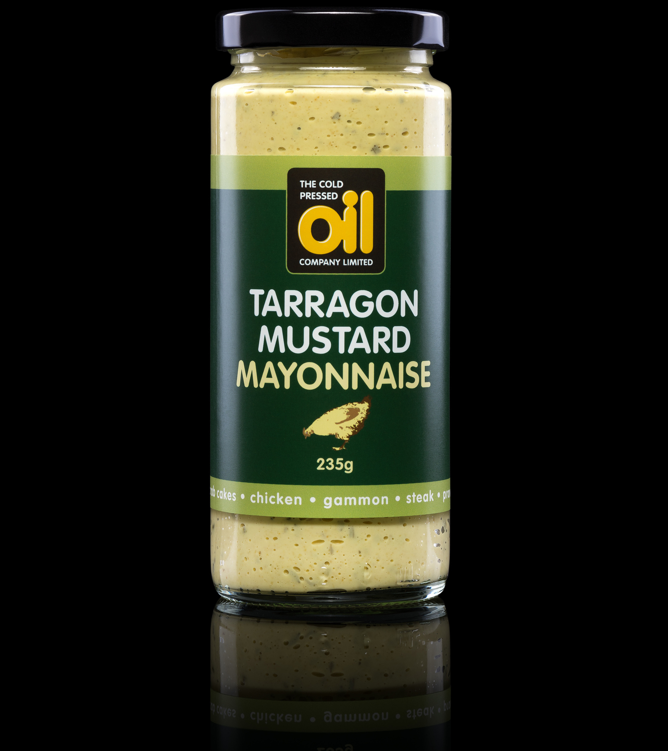 Tarragon Mustard Mayonnaise © The Electric Eye Photography (cropped)